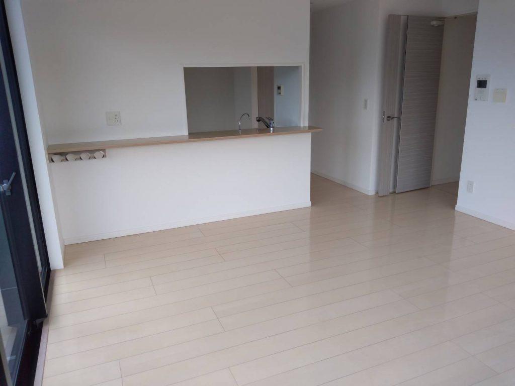 原状回復工事 神戸市中央区 分譲賃貸マンション